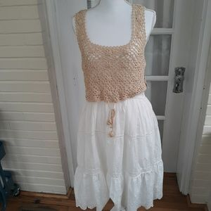 Anthropologie NWT Boho Dress